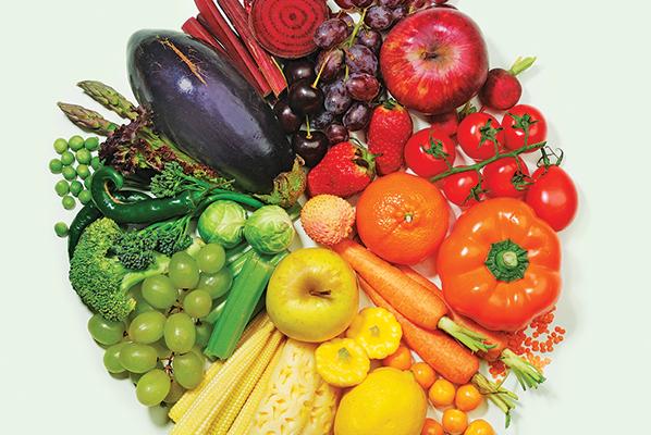 Don't peel veggies & fruits, eat straight