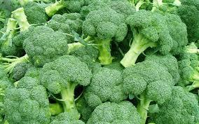 Five health benefits of broccoli