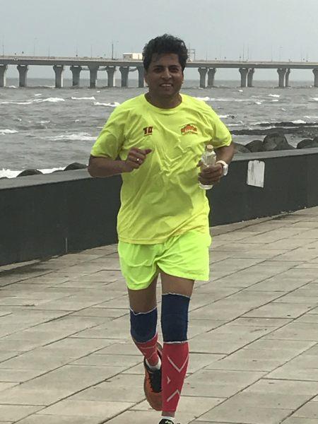 Roop Betala: Most consistent runner