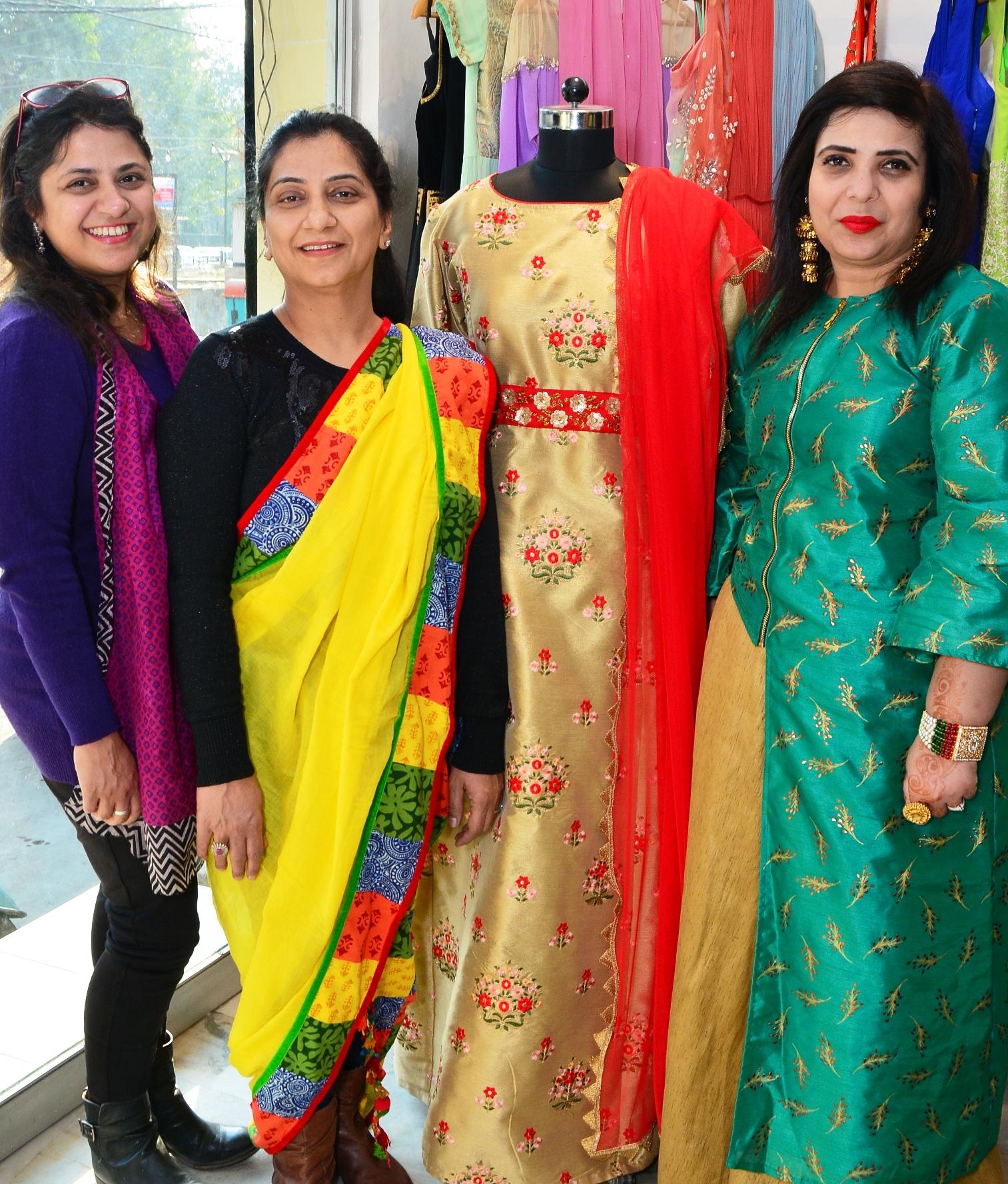 Chakra healing designer label unveiled