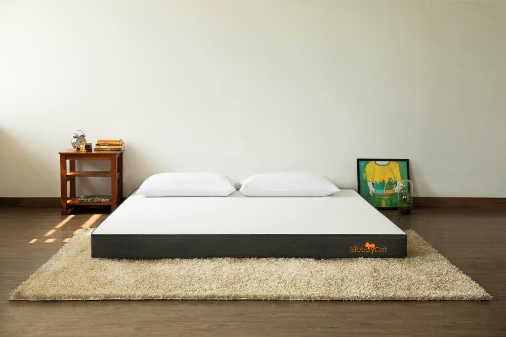 Sleep tight on SleepyCat box mattresses