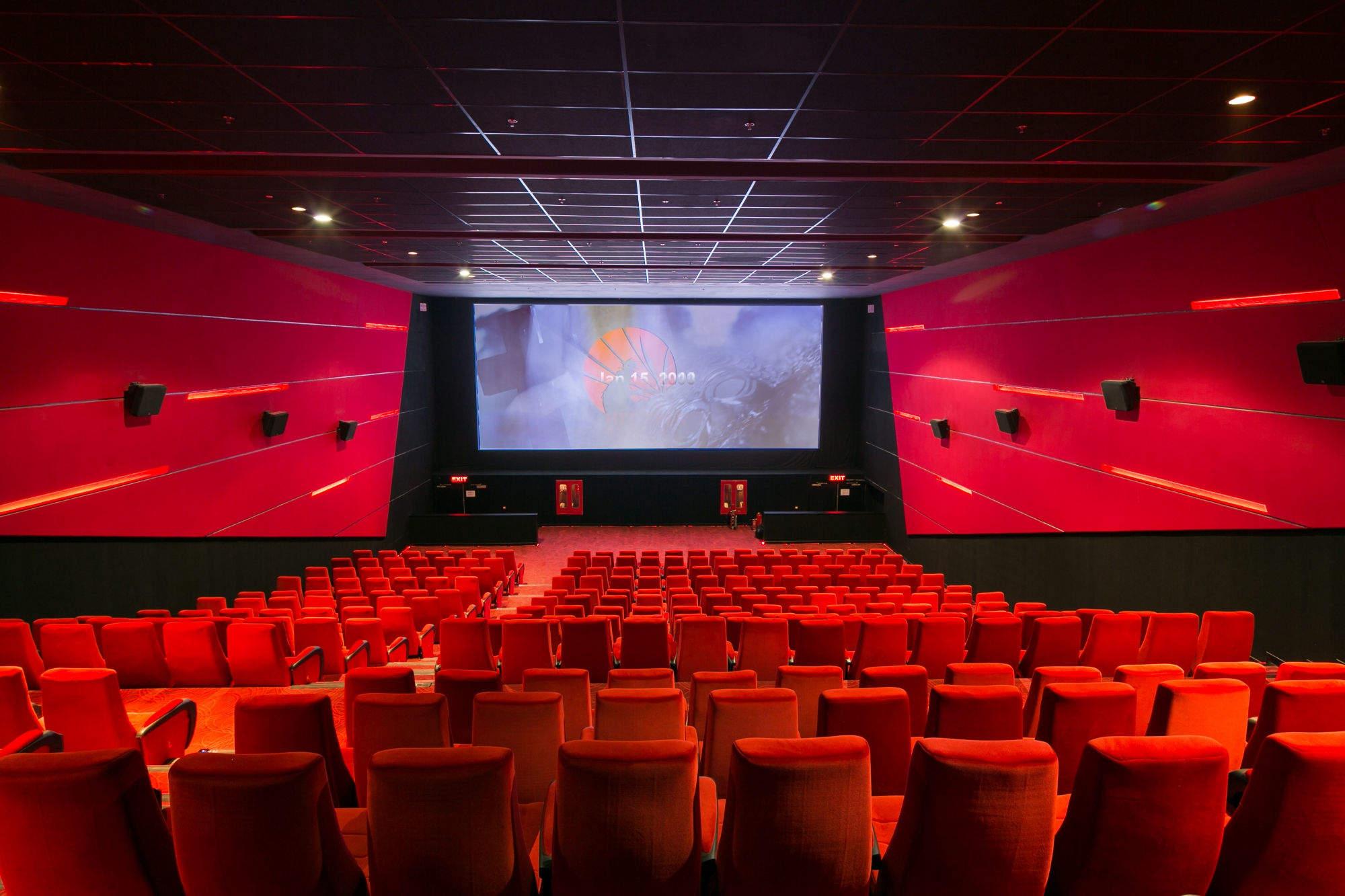 Now, breathe clean air at PVR Cinemas