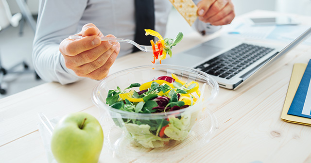 Healthy habits for working professionals