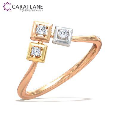 CaratLane's Trinity Collection