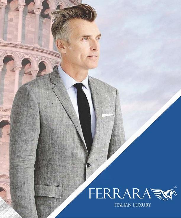 Experience Italian luxury with Ferrara fabrics