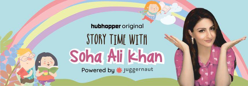 Storytime with Soha